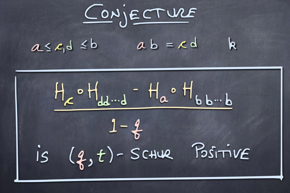 The $q$-Foulkes conjecture